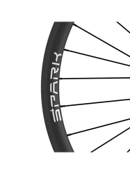 carbon road bike rims white Spark WW 35mm 45mm