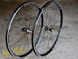 custom handbuilt wheels road aluminum speed ars 1 wheelset
