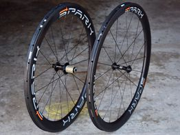 custom handbuilt wheels road carbon aero CRA 3