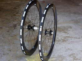 custom handbuilt wheels road carbon disc aero CRA Disc 1
